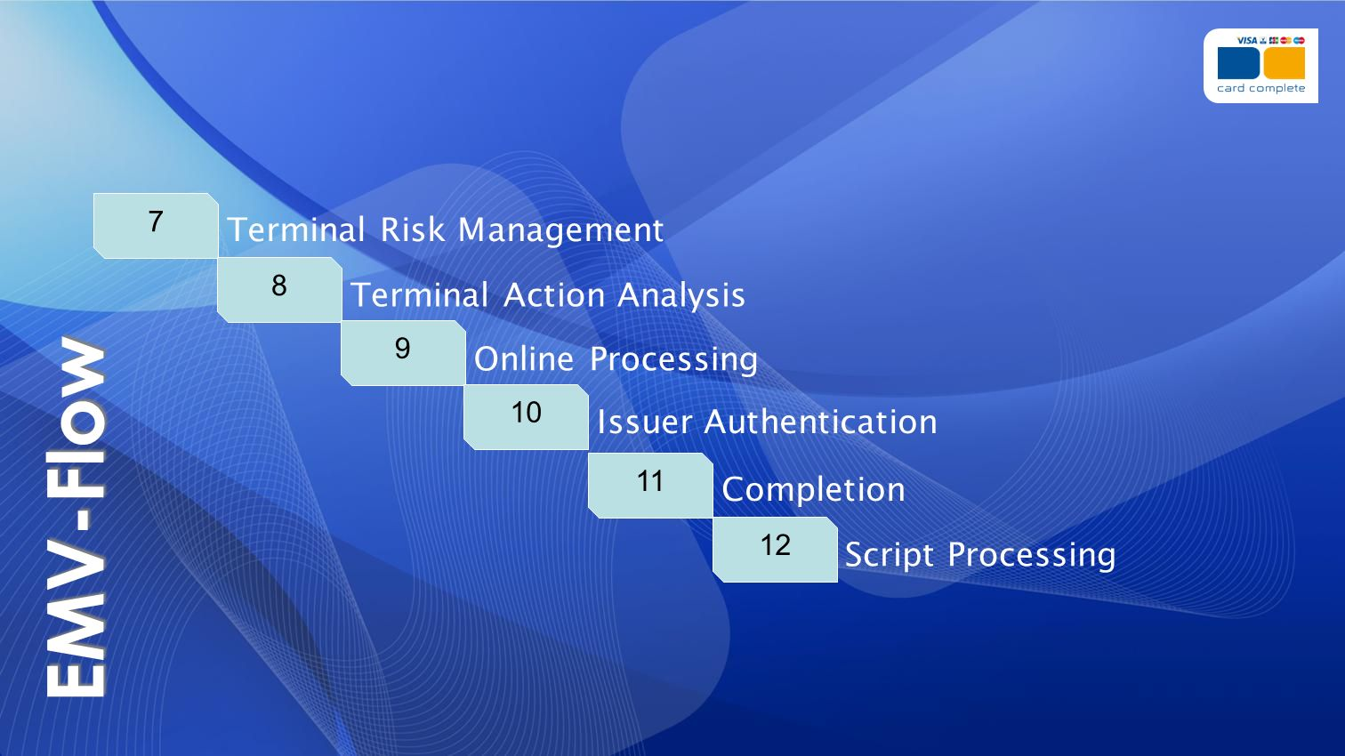 EMV-Flow Terminal Risk Management Terminal Action Analysis