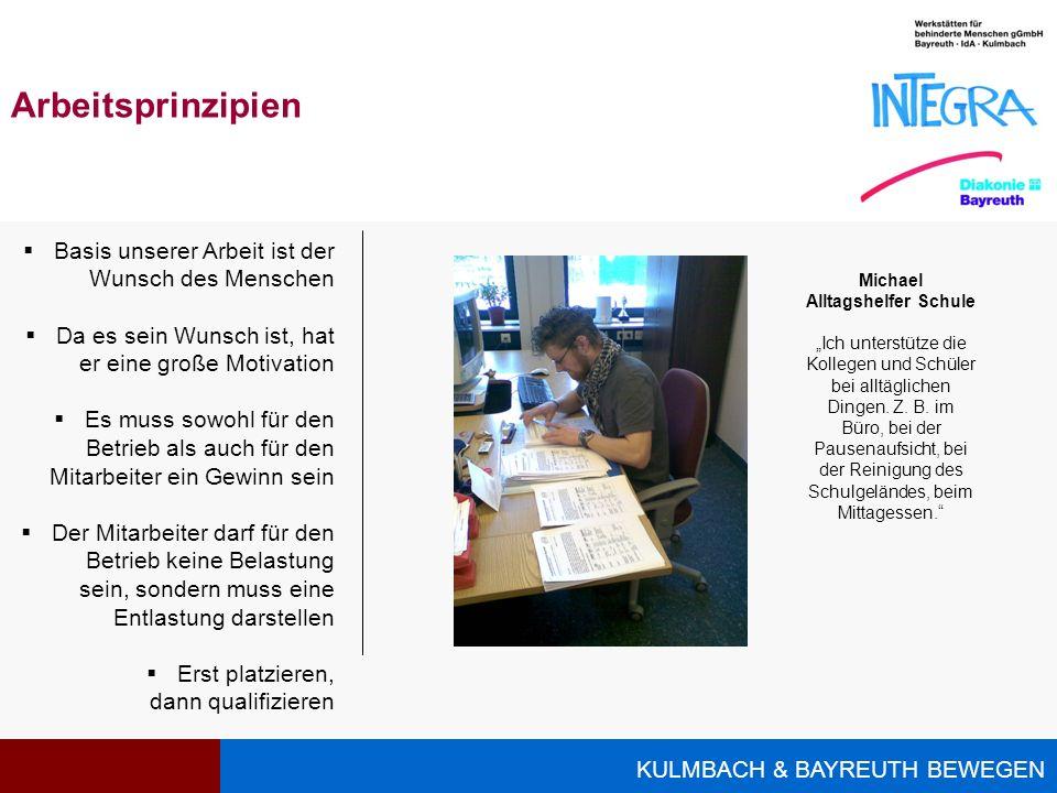 Michael Alltagshelfer Schule