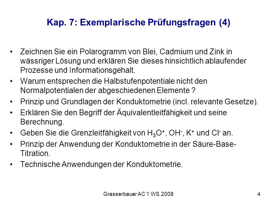 Kap. 7: Exemplarische Prüfungsfragen (4)