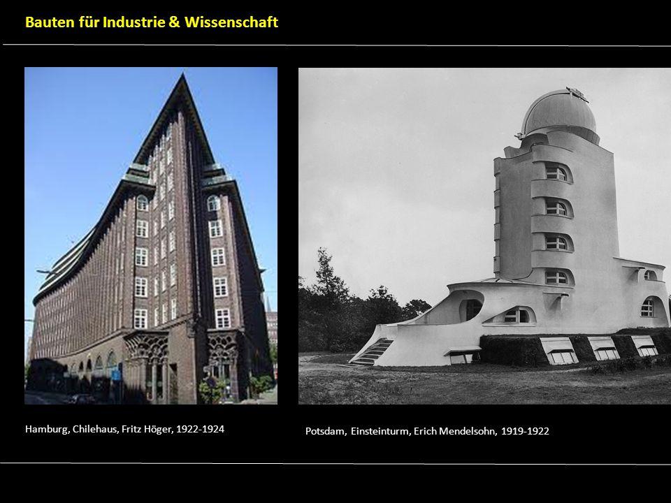 Bauten für Industrie & Wissenschaft