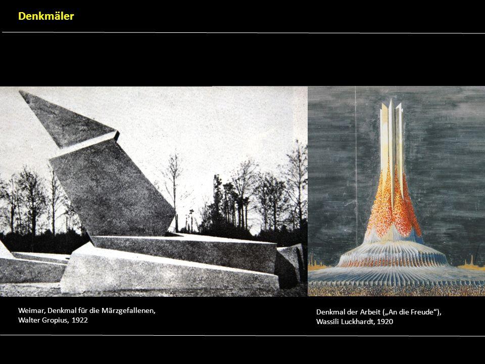Denkmäler Weimar, Denkmal für die Märzgefallenen,