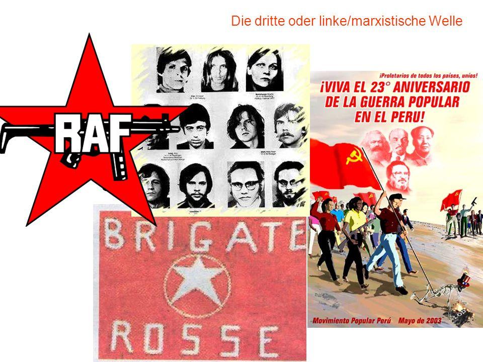 Die dritte oder linke/marxistische Welle