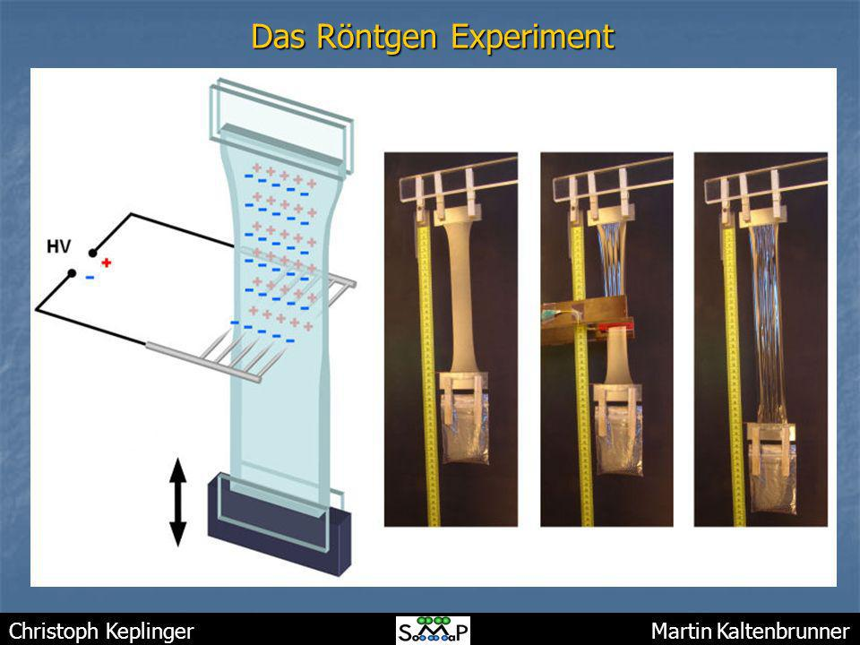 Das Röntgen Experiment