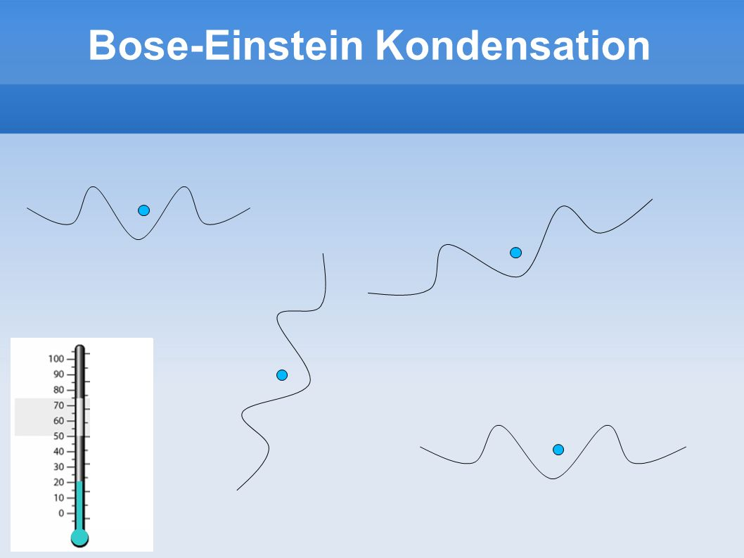Bose-Einstein Kondensation