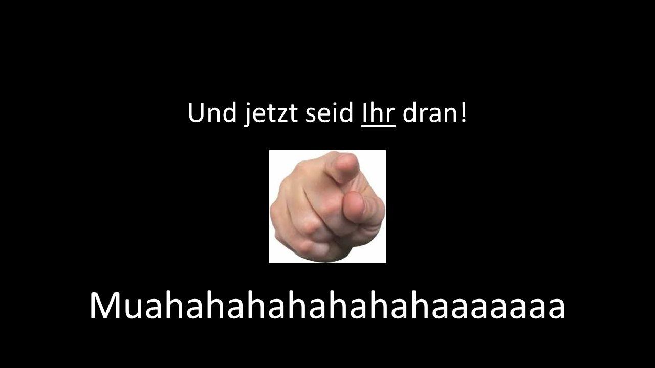 Muahahahahahahahaaaaaaa