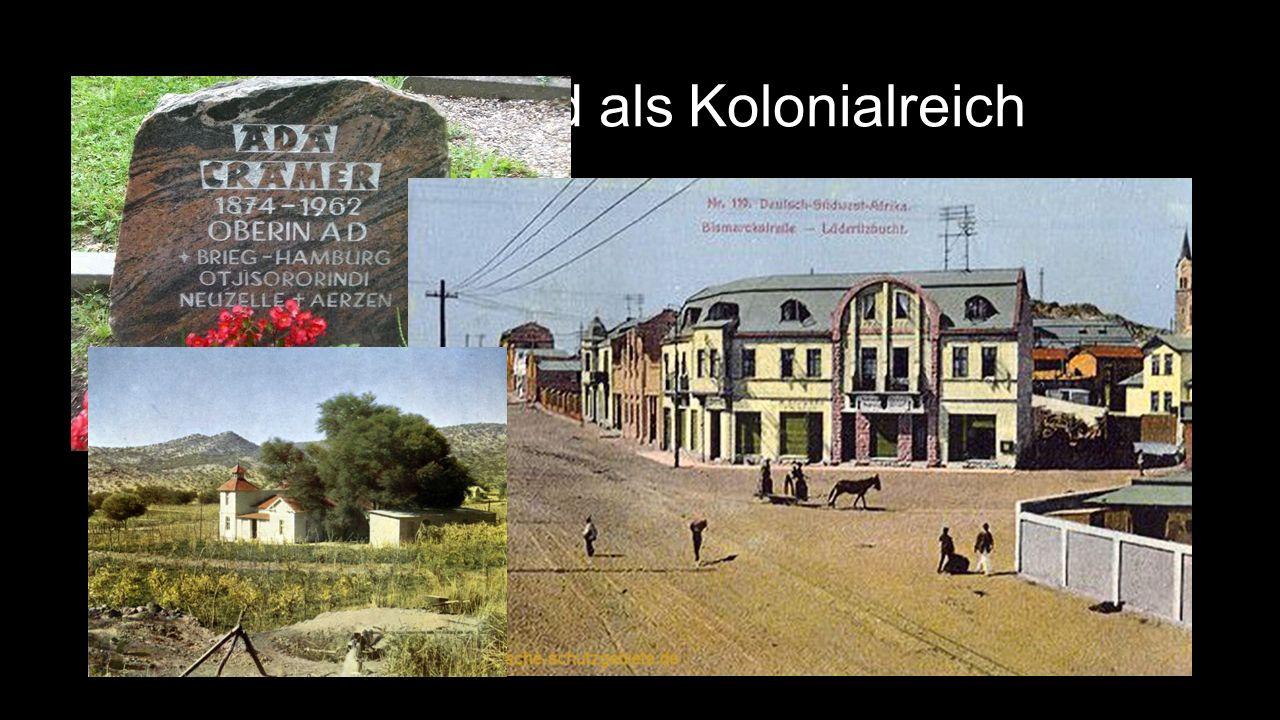 Deutschland als Kolonialreich