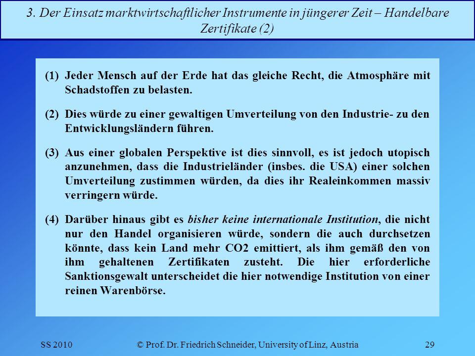 © Prof. Dr. Friedrich Schneider, University of Linz, Austria