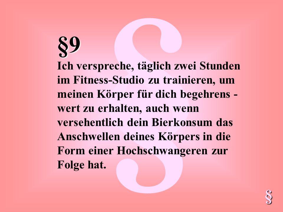 § §9.