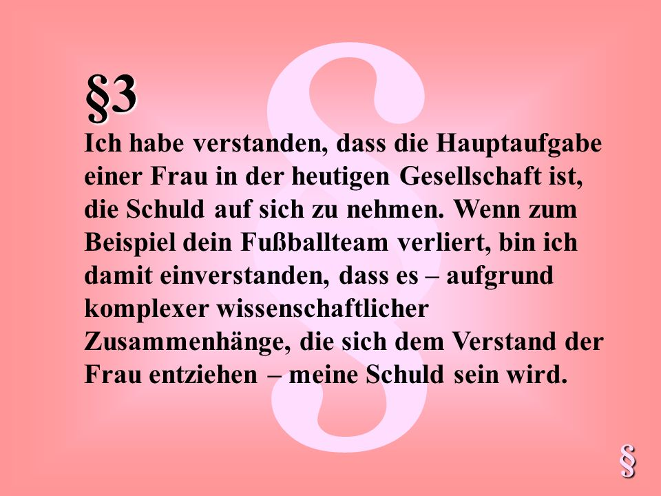 § §3.