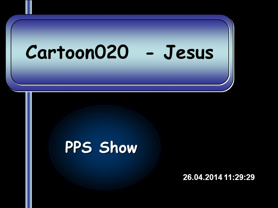 Cartoon020 - Jesus PPS Show 28.03.2017 20:42:02