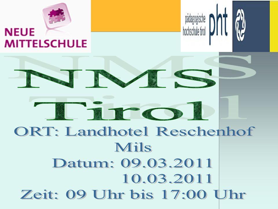 ORT: Landhotel Reschenhof