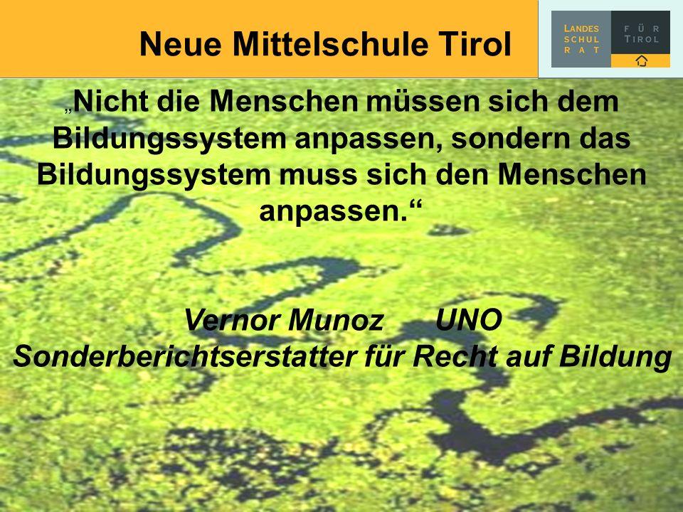 Neue Mittelschule Tirol