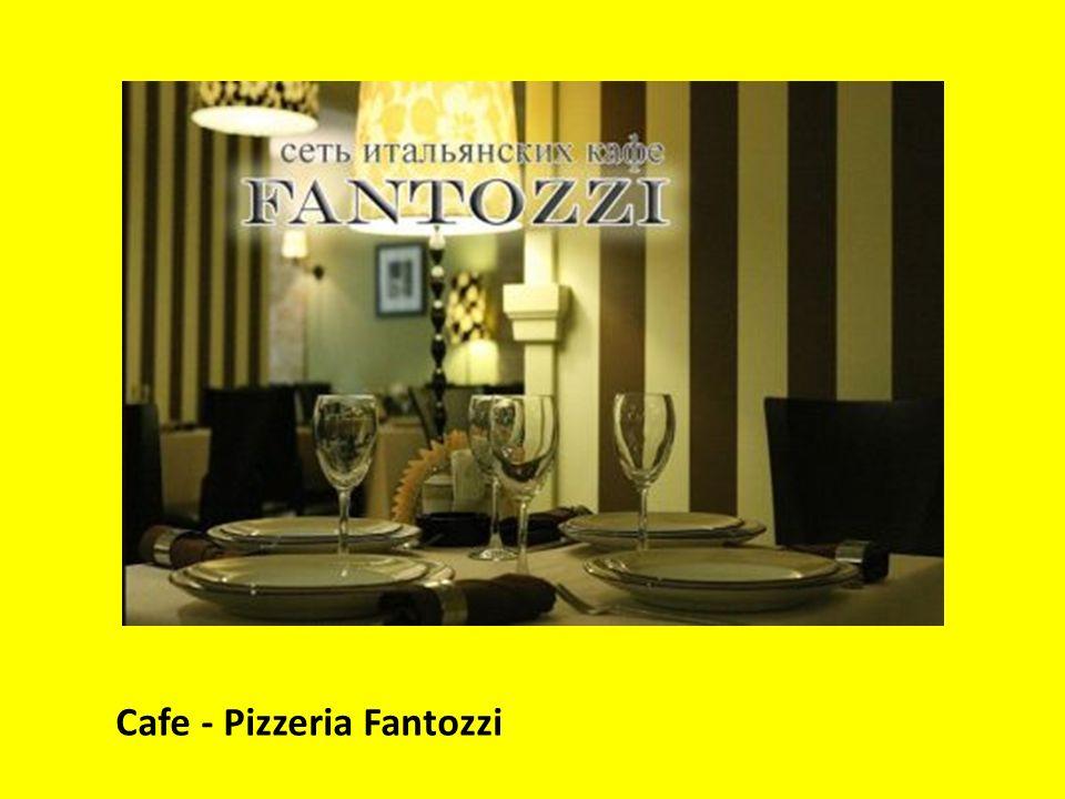 Cafe - Pizzeria Fantozzi