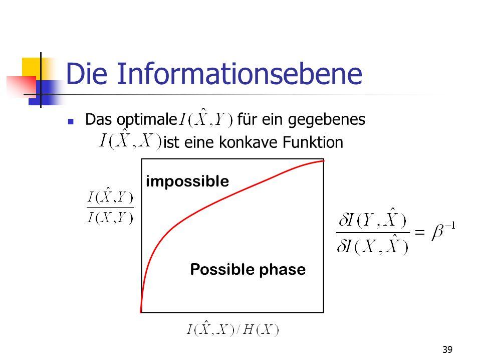 Die Informationsebene