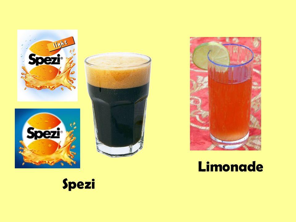 Limonade Spezi