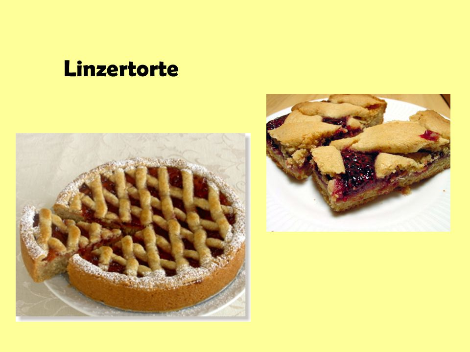 Linzertorte