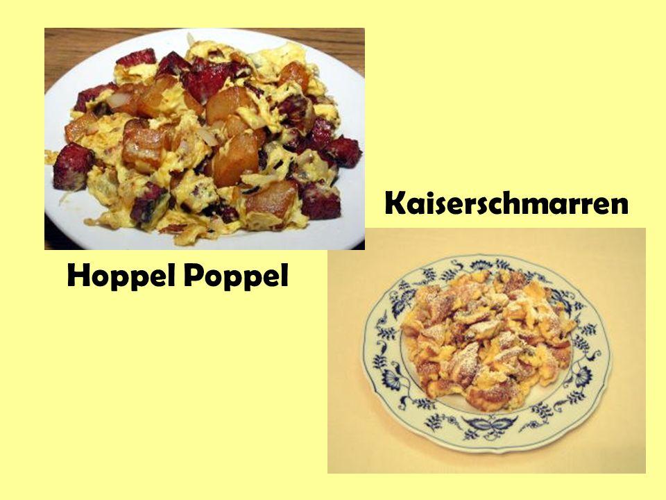 Kaiserschmarren Hoppel Poppel