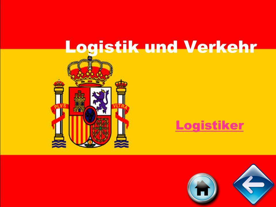 Logistik und Verkehr Logistiker