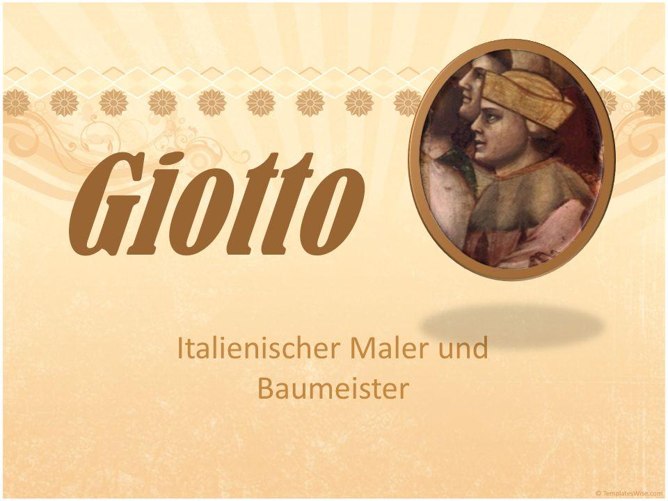 Italienischer Maler und Baumeister