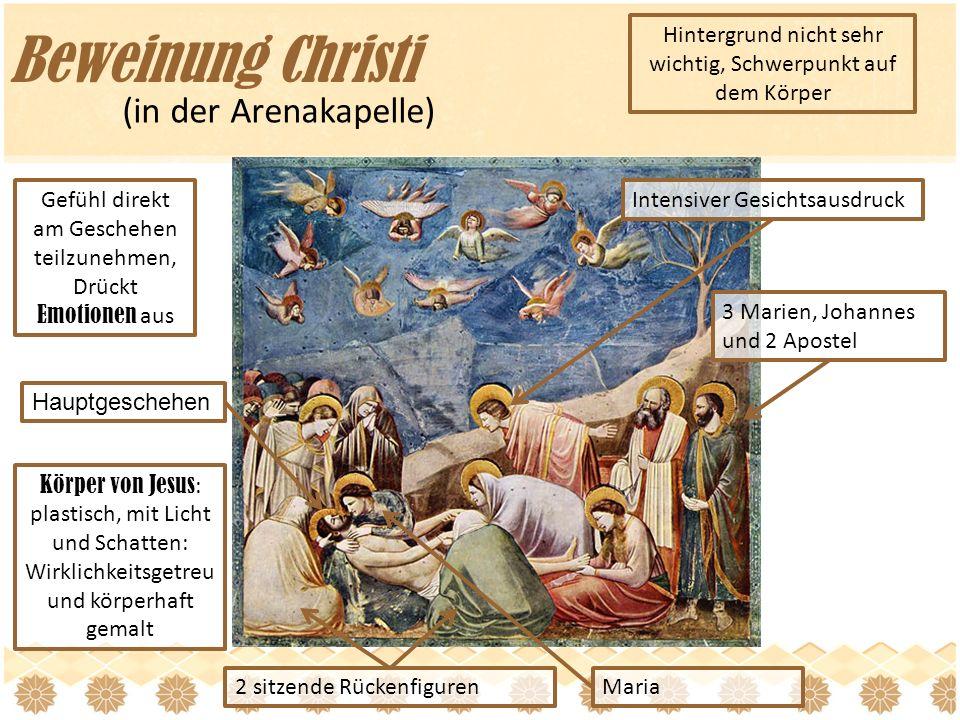 Beweinung Christi (in der Arenakapelle)
