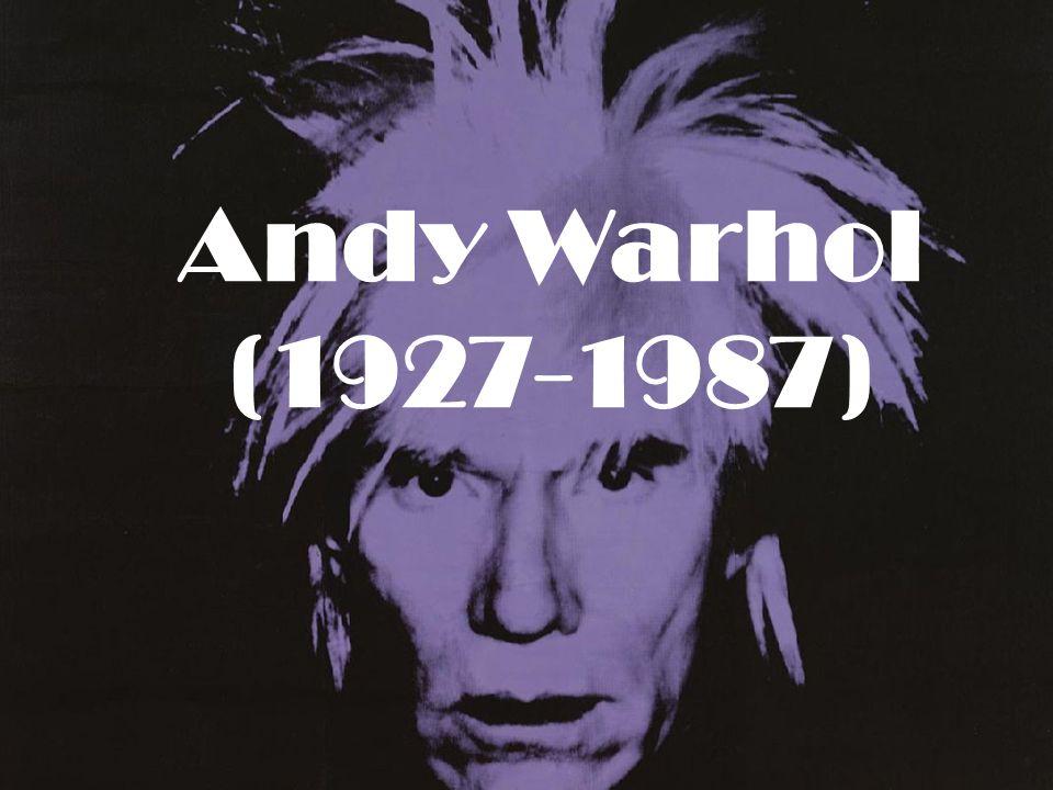 Andy Warhol (1927-1987)