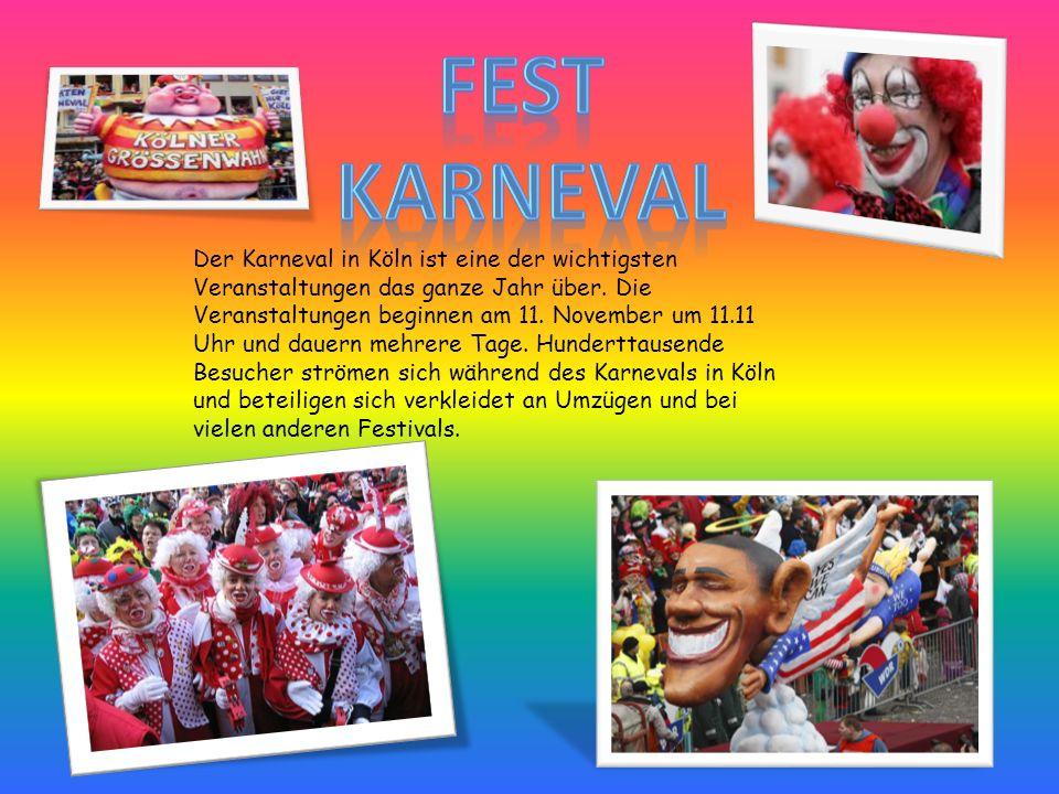 Fest Karneval.