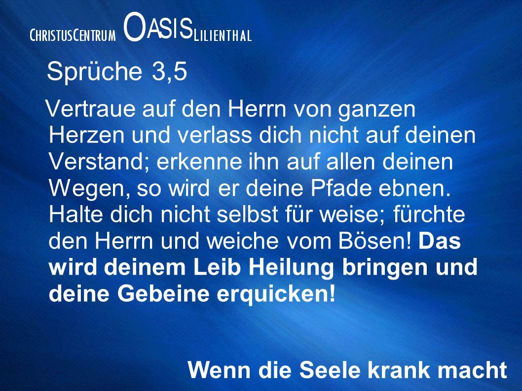 Sprüche 3,5