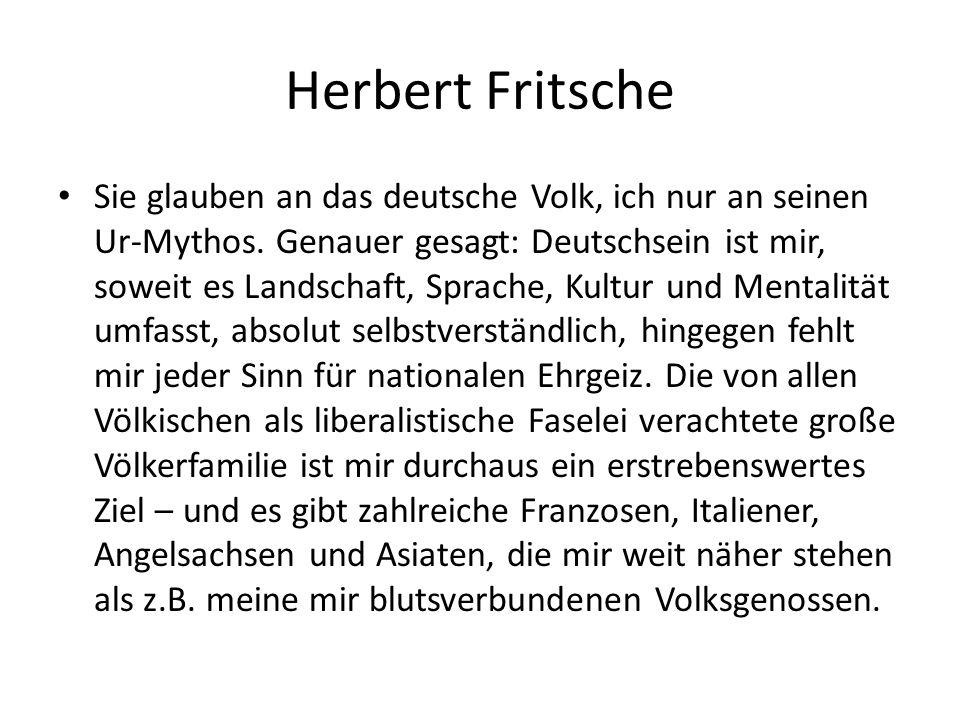 Herbert Fritsche