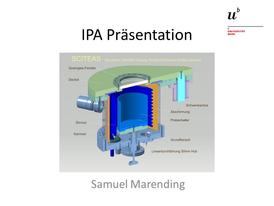 IPA Präsentation Samuel Marending