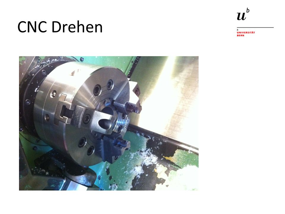 CNC Drehen