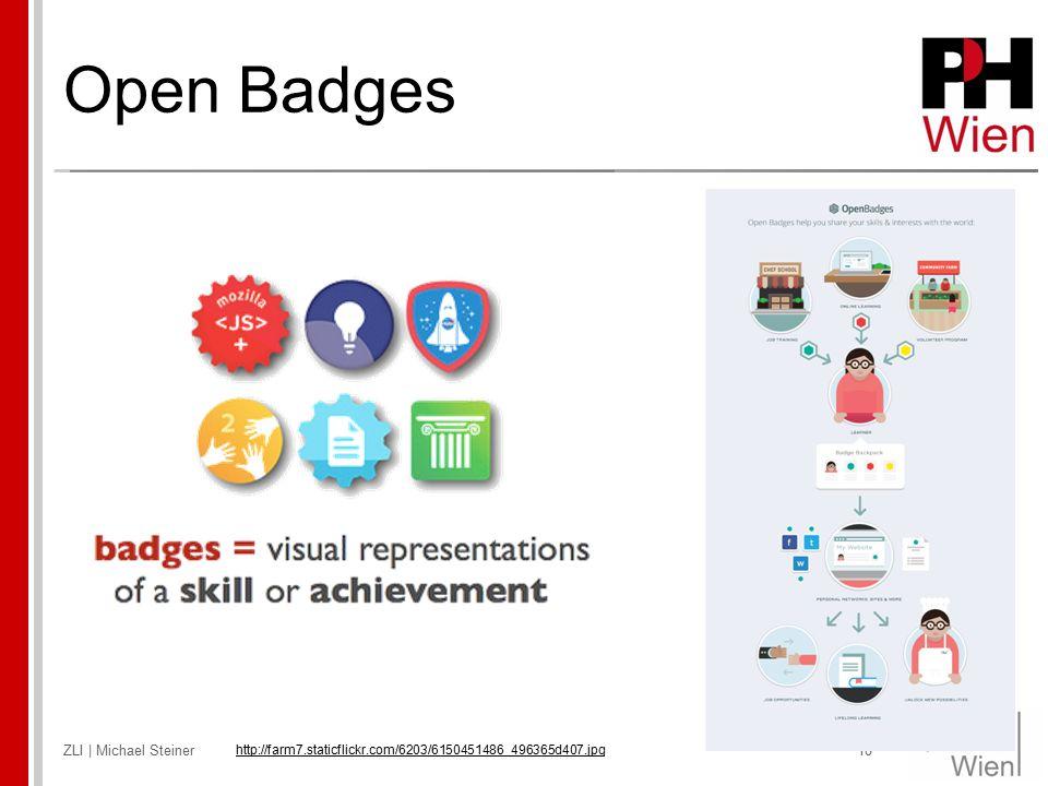 PH Wien 26.04.2017. Open Badges. Verdiene dir Open Badges für deine online- und offline skills!