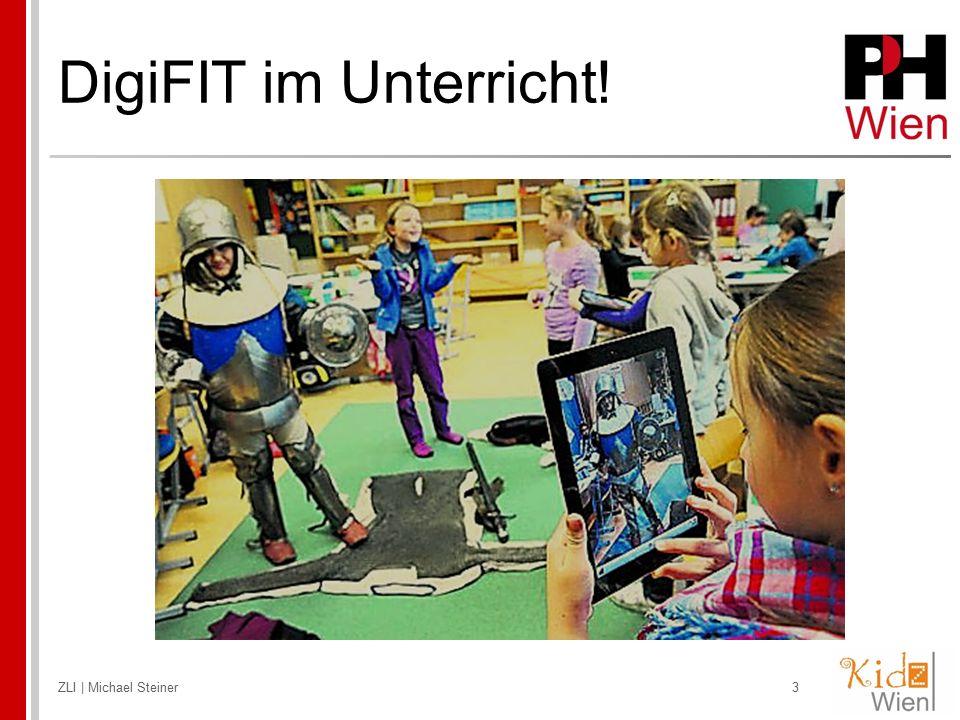 DigiFIT im Unterricht! ZLI | Michael Steiner