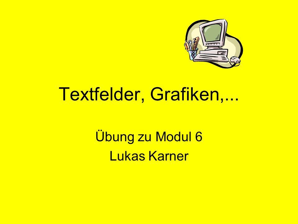 Übung zu Modul 6 Lukas Karner