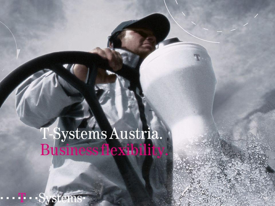 T-Systems Austria. Unsere Vision.