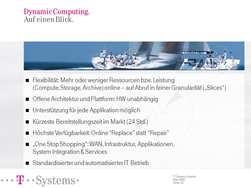 Dynamic Computing. Auf den Spuren von Henry Ford.