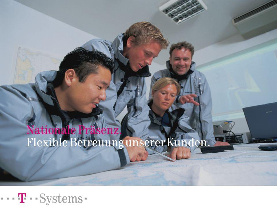 T-Systems Austria. Zahlen & Fakten im Überblick.