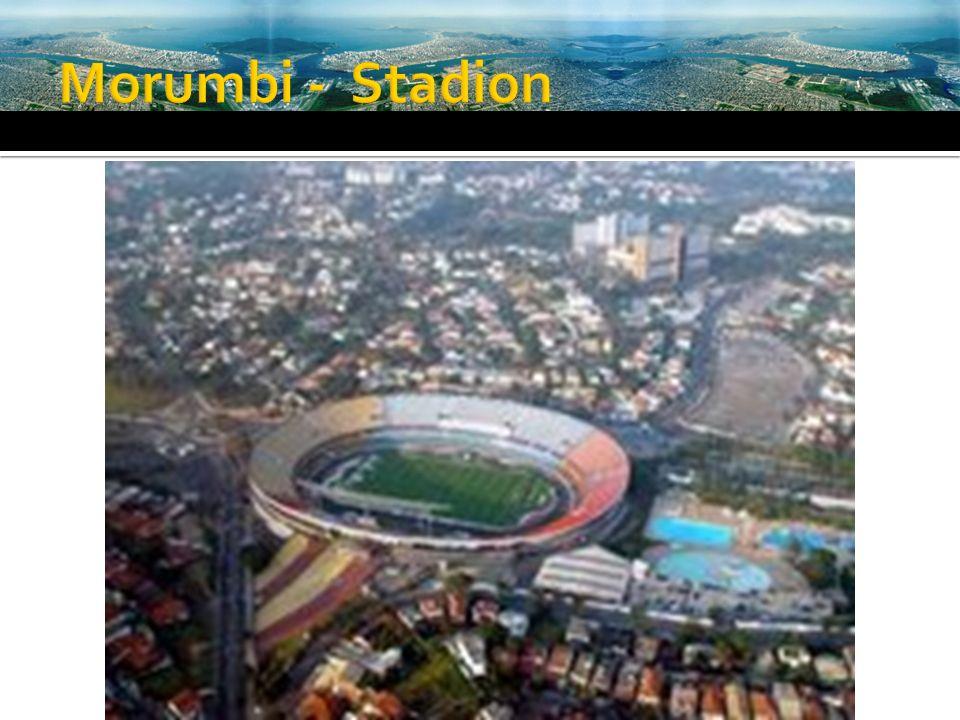 Morumbi - Stadion