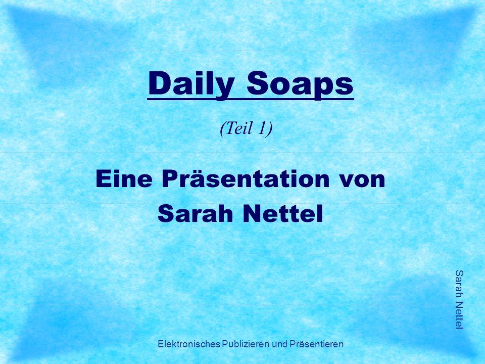 Eine Präsentation von Sarah Nettel