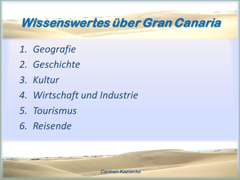 Wissenswertes über Gran Canaria