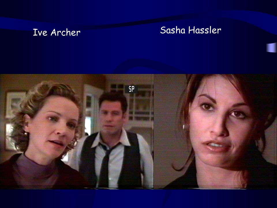 Sasha Hassler Ive Archer