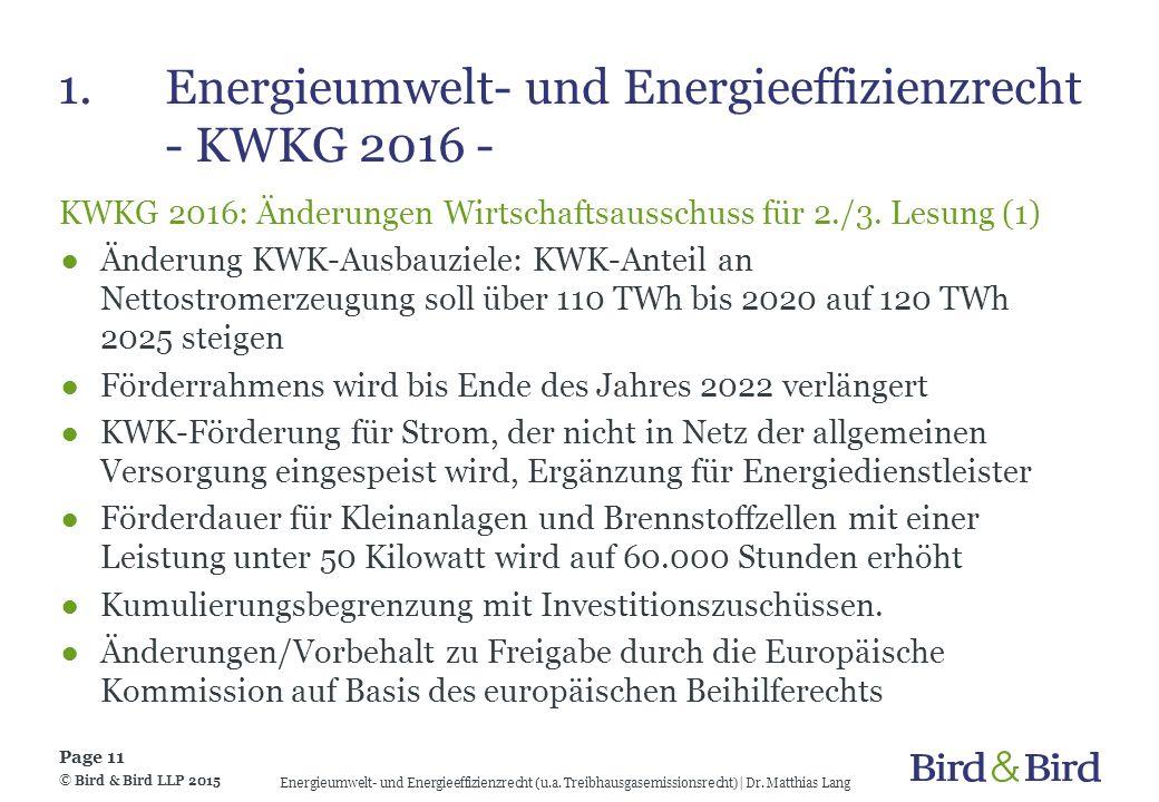 änderung eeg 2016