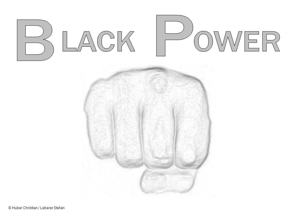 P B LACK OWER