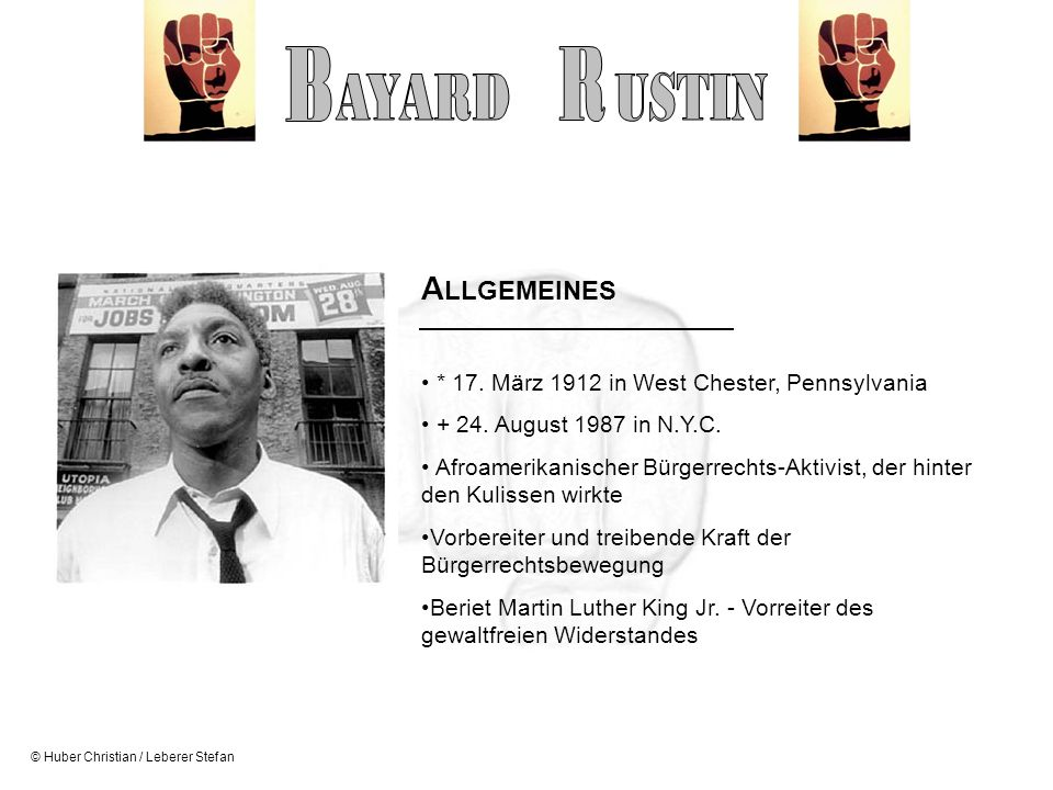 B R AYARD USTIN ALLGEMEINES