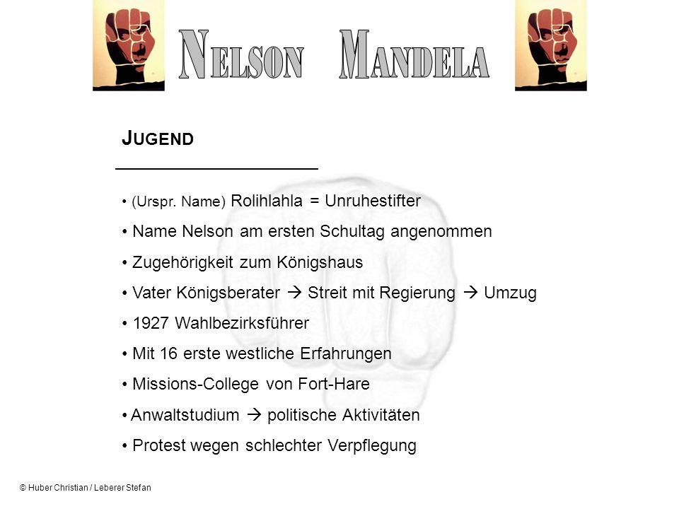 N M ELSON ANDELA JUGEND Name Nelson am ersten Schultag angenommen