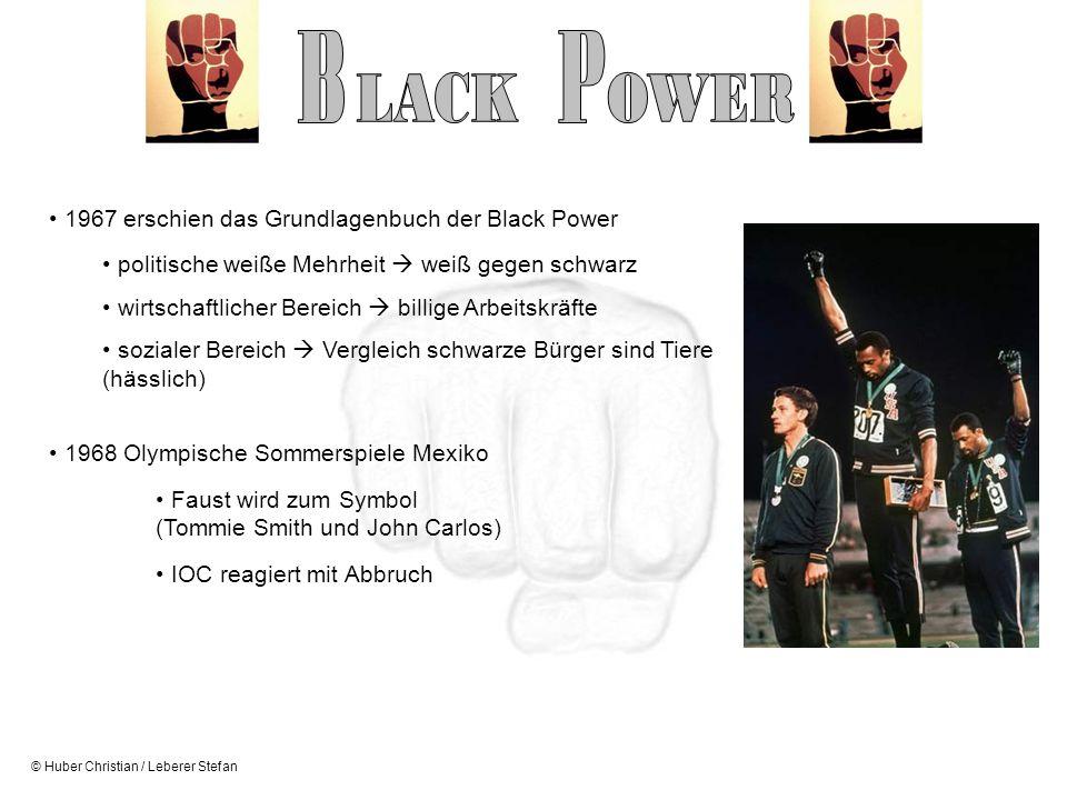 B P LACK OWER 1967 erschien das Grundlagenbuch der Black Power