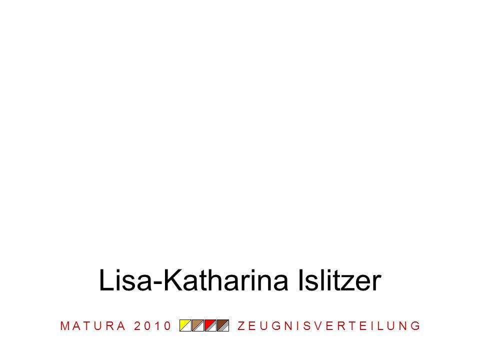 Lisa-Katharina Islitzer