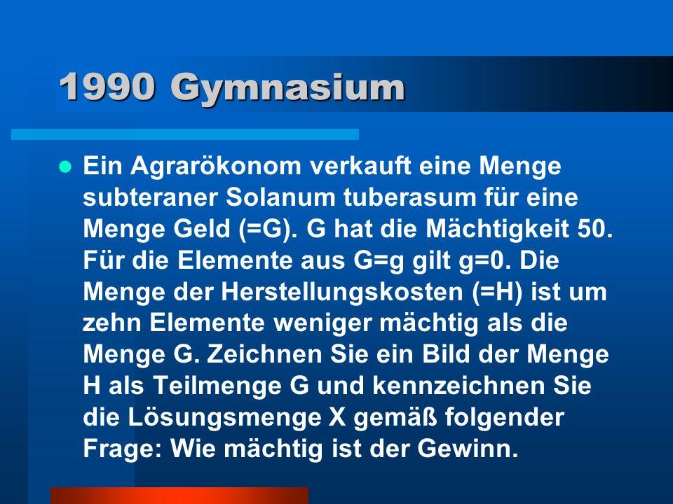 1990 Gymnasium