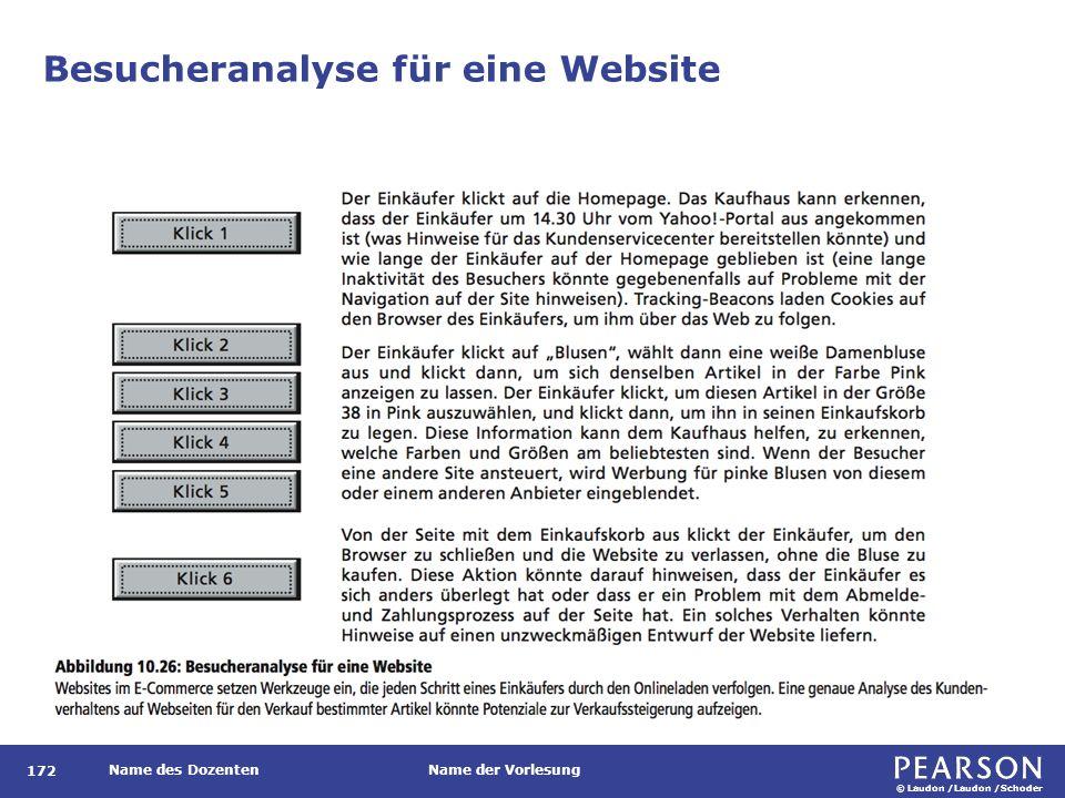 Laudon/Laudon/Schoder Wirtschaftsinformatik 3