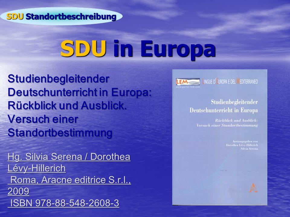SDU Standortbeschreibung
