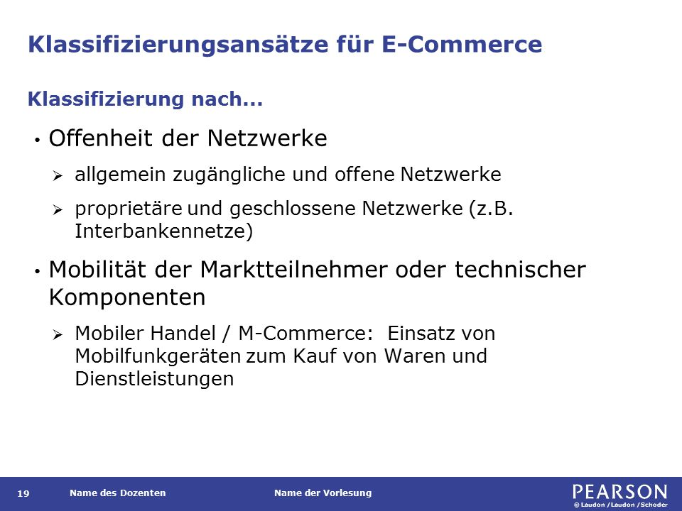 M-Commerce (Mobiler Handel)